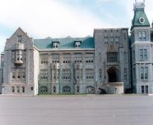 Exterior photo; (Department of National Defence, 1993.)