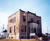 Government of Canada Building Classified Federal Heritage Building; Public Works (1998).