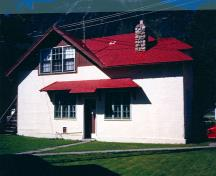 RCMP Detachment Garage Recognized Federal Heritage Building; (RCMP K Division, n.d.)