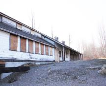 Fintry Packinghouse; Ministry of Environment, BC Parks, 2010