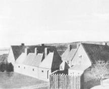 Habitation de Port-Royal; Canadian Inventory of Historic Buildings, Historical Collection, n.d