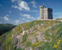 General view of Signal Hill National Historic Site of Canada.; Parks Canada Agency/Agence Parcs Canada, F. Bergeson, NFPO Collection/011.
