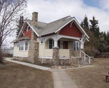 Beatty House, Rimbey; Alberta Culture and Community Spirit, Historic Resources Management