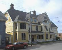 Showing north east elevation; City of Charlottetown, Natalie Munn, 2005