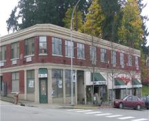 Carmoor Block, 3074 Kingsway Avenue; City of Port Alberni, 2006