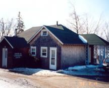 Exterior photograph Cottage 1; MPO-DFO (1998).