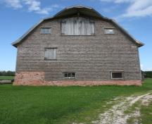 West elevation; Province of PEI, Faye Pound, 2009