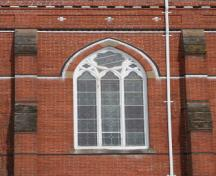 Window detail; Province of PEI, F. Pound, 2009