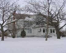 Powell Residence - Winter 2004; Government of Saskatchewan - James Winkel