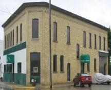 Front Elevation of Lumsden Plaza, 2004.; Government of Saskatchewan, Michael Thome, 2004