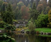 General view of Stanley Park, showing the diversity of cultural elements including garden landscapes, 2010.; Stanley Park, Stephen Downes, 2010.