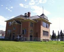 Red Brick School, Didsbury; Alberta Culture and Community Spirit, Historic Resources Management, 1999