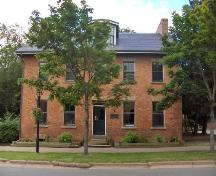 Showing north elevation; City of Charlottetown, Natalie Munn, 2005