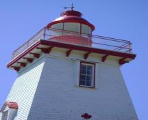 Lantern and observation deck; Province of PEI, C. Stewart, 2011
