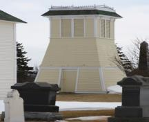 Bell tower; Province of PEI, F. Pound, 2009