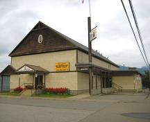 Nakusp Legion Hall, 2009; Village of Nakusp, 2009