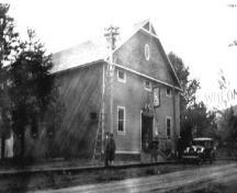 Nakusp Legion Hall, 1932; Village of Nakusp, 2009