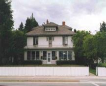 Exterior view of the Warren House, 2006; City of Penticton, 2006