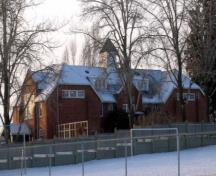 Stony Plain School Provincial Historic Resource (January 2006); Alberta Culture, Historic Resources Management Branch, 2006