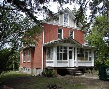 Woodsworth House; Alberta Culture, Historic Resources Management