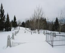 Old Hillcrest Cemetery (2007); Alberta Tourism, Parks, Recreation and Culture, Historic Resources Management Branch