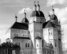 Ukrainian Catholic Church of the Immaculate Conception; Parks Canada / Parcs Canada