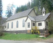 601 Fifth Street, Kaslo - St. Mark's Anglican Church; Village of Kalso, 2012