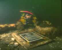 Hera Shipwreck; Underwater Archaeological Society of British Columbia, 2007