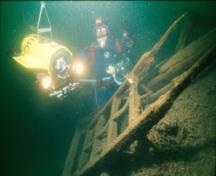 City of Ainsworth Shipwreck; Underwater Archaeological Society of British Columbia, 2007