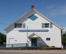 East elevation; Province of PEI, F. Pound, 2009