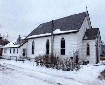 Amherstburg First Baptist Church; Parks Canada, J. Cousineau