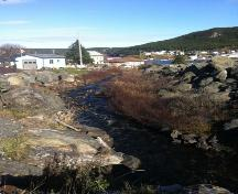 View of Harry's Brook, New Perlican, NL taken from Tory Road. ; © HFNL/Andrea O'Brien 2013