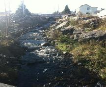 View of Harry's Brook, New Perlican, NL taken from Harbour Road. ; © HFNL/Andrea O'Brien 2013