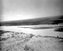 Bitumount Site Provincial Historic Resource, near Fort McMurray (date unknown); Provincial Archives of Alberta, PA.410/1