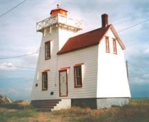 North Rustico Lighthouse, 2000; PEI Lighthouse Society