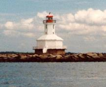 Indian Head Lighthouse; Province of PEI, PEI Government website