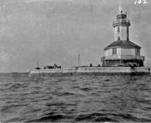 Indian Head Lighthouse; Carol Livingstone Private Collection