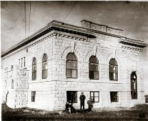 Cardston Courthouse Provincial Historic Resource (date unknown); Cardston Museum, date unknown