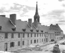 General view of Fortress of Louisbourg.; Parks Canada Agency / Agence Parcs Canada.