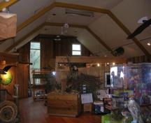 Freeman King Visitor Centre; BC Heritage Branch