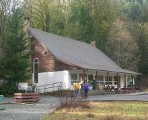 Freeman King Visitor Centre; BC Heritage Branch, 2006