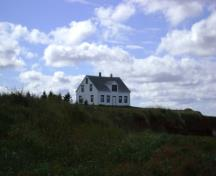 Front elevation; Province of PEI, C. Stewart, 2010