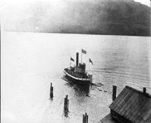 S.S. Naramata, 1914; Penticton Museum and Archives, PMA 5297