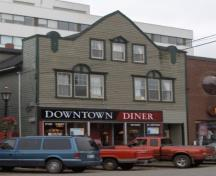 41-43 University Avenue; City of Charlottetown, Natalie Munn, 2005