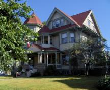 12 West Street; City of Charlottetown, Natalie Munn, 2005