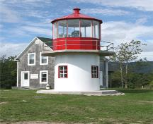 General view of St. Paul Island Southwest Lighthouse