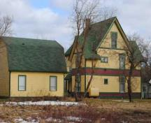 North elevation; Province of PEI, F. Pound, 2009