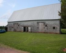 South elevation; Province of PEI, F. Pound, 2009