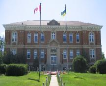 Front Elevation; Government of Saskatchewan, Michael Thome, 2004