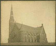 St. Mary's RC Church, ca 1920s; PARO/PEI Acc 4048/1